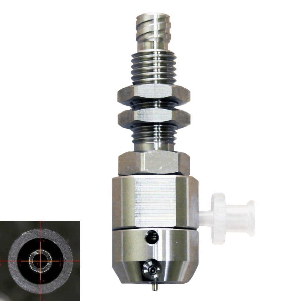 coaxial nozzle-fixed type(inner nozzle)
